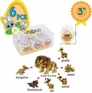 Totem-World-6-Filled-Easter-Egg-Building-Toys-Animal-Safari-Zoo-Set-Age