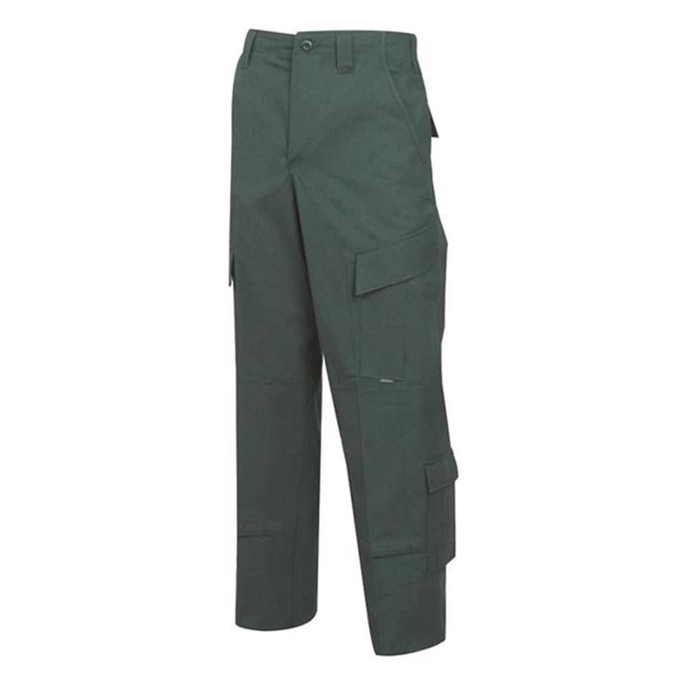 Tru-Spec XFIRE FR Tactical Response Uniform (TRU) Pants SAGE Size Medium Short