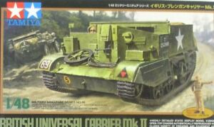 1-48-British-Universal-Carrier-Mk-II-Tamiya-32516-Eduard-28017-NEU-OVP