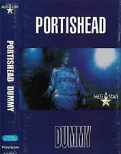 Portishead Dummy CASSETTE ALBUM Electronic Trip Hop Downtempo MegaStar 11track