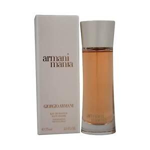 dc22820c307 Giorgio Armani Mania 75ml Eau De Parfum Spray   for sale online