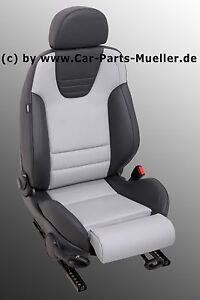 r50 r52 r53 mini recaro sitz sportsitz ledersitz seat. Black Bedroom Furniture Sets. Home Design Ideas