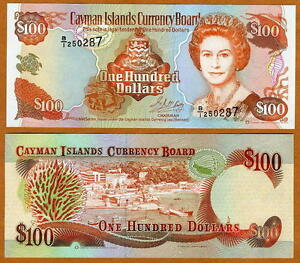Cayman-Islands-100-1996-QEII-P-20-UNC