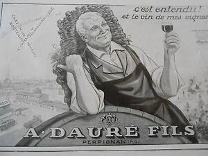 Pub-1930-A-Daure-fil-le-vin-de-mes-vignes