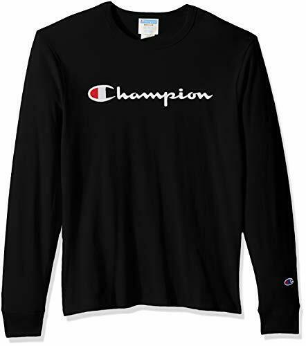 Details about  /Champion LIFE Men/'s Heritage Long Sleeve Tee Choose SZ//color