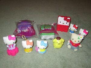 Hello Kitty Mcdonald S Toys : Lot of hello sanrio hello kitty mcdonalds happy meal toys
