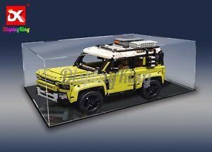 Display-King-Display-case-for-LEGO-Land-Rover-Defender-42110-Sydney-Stock