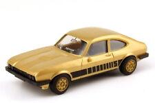 1:87 Ford Capri Mk III 3.0 S gold metallic - Felgen gold - herpa 166096/82