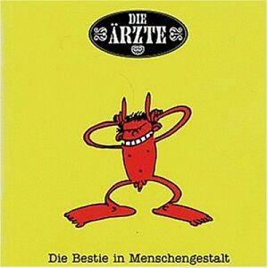 Arzte-Die-Bestie-in-Menschengestalt-1993-CD