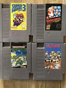 Lot Jeux NES