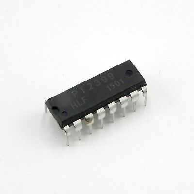 100Pcs PT2399 2399 Echo Audio Processor Guitar 16Pin Dip ft