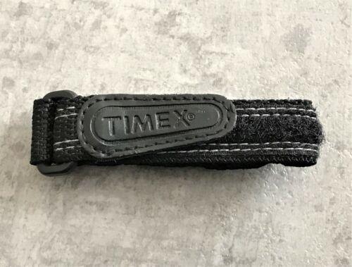 Timex 16mm Black Nylon Fast Strap