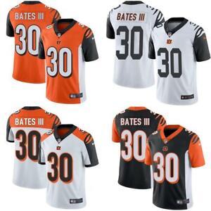 Details about Jessie Bates III Men Game Jersey White / Black / Orange / Rush Bengals