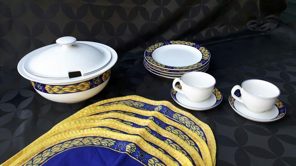 Fajance, Blå Fasan Blue Pheasant, Royal Copenhagen