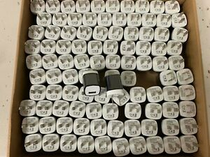50x 1A USB Wall Charger Plug AC Home Power Adapter FOR iPhone 5 6 Samsung Black