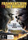 Frankenstein Vs The Mummy (DVD, 2016)