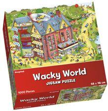king jigsaw puzzles 1000 pieces NEW 68cm x 49cm Animal World