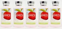 5 Bath & Body Works Country Apple Hand Body Lotion Cream Moisture 8 Oz
