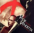 V for Vendetta [Soundtrack] by Dario Marianelli (CD, Mar-2006, Astralwerks/EMI)