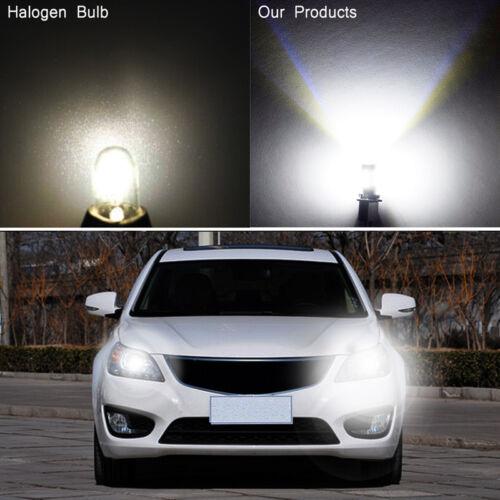 2x White T15 W16W 921 Canbus Error Free 3535 15SMD LED Backup Reverse Light Bulb