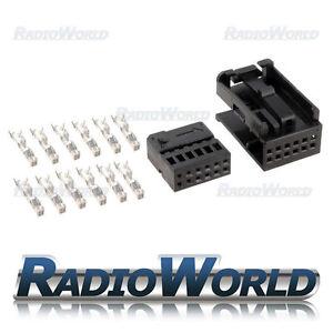 Quadlock-Connector-Terminal-Block-Socket-Connector-Repair-Kit-Set-Black-12-Pin