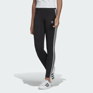 0b2c6055728 New Adidas Original Womens 3 STR LEGGINGS BLACK CE2441 XS - L TAKSE ...