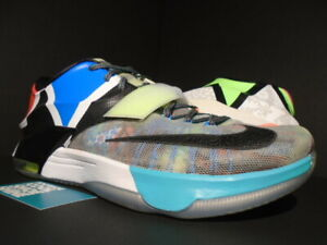 low priced 0b7ef 635d0 Image is loading NIKE-KEVIN-DURANT-KD-VII-7-SE-WHAT-