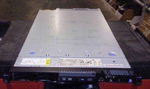 No Hard Drives 7944AC1 No Memory IBM x3550 M3 Server No Processor