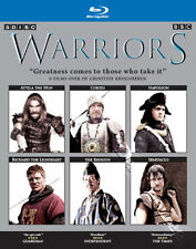 Warriors (Heroes and Villains) NEW Cult Series Blu-Ray 6-Disc Set Nick Murphy
