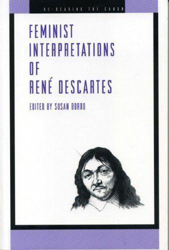 Feminist Interpretations of René Descartes (1999, Paperback) Free Shipping!