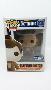 Eleventh-Doctor-236-DOCTOR-WHO-Hot-Topic-EXCLUSIVE-FUNKO-Pop-NEW