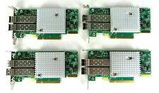NEW NETXEN PCI-E X8 HBA CARD NXB-10GXSR INCLUDES SFP LOW /& HIGH PROFILE BRACKETS