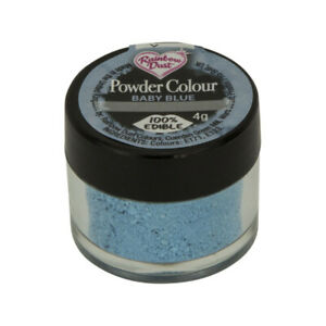 Rainbow Dust Powder Colour Edible Food Colouring For Cake Decorating
