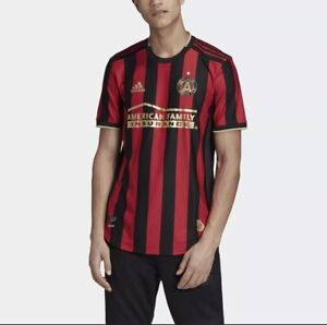 Adidas MLS Atlanta United FC Soccer Home Jersey 2019 Size 3XL | eBay