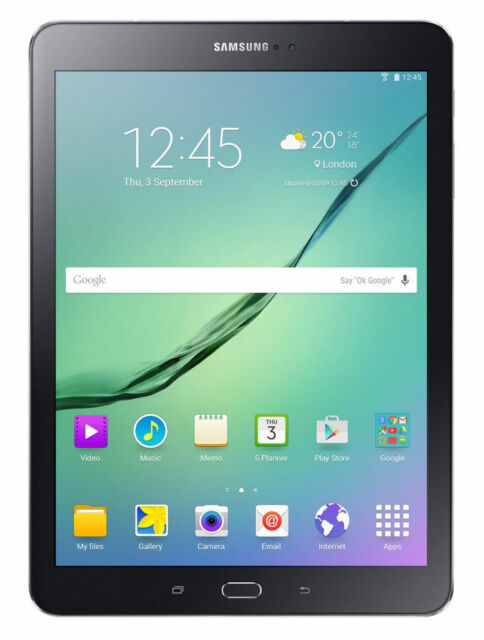 "Samsung Galaxy Tab S2 9.7"" 32GB Wi-Fi Tablet - Black"