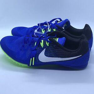 Course 5 8 De 11 Nike Chaussures Sprint 806555 À Vert Bleu 413 Zoom Chaussures Pointes M Rival 7xSRtY