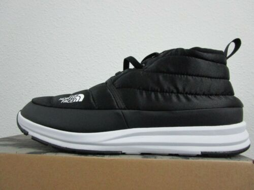 Black NIB Mens TNF The North Face NSE Traction Chukka Lite II Insulated Shoes