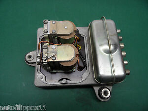 ZETOR-Auto-Alternator-Voltage-Regulator24V-300W-Elektromotoren-werk-eggessin