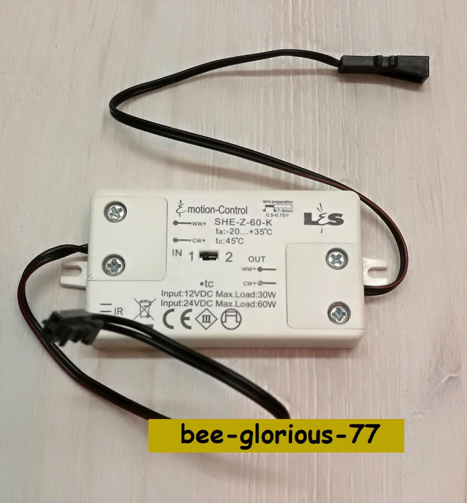 Naber Lumica L&S LED Emotion Control Dimmer Funkempfänger