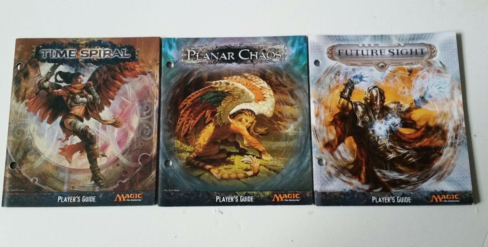 Mtg zeit spirale planar chaos zukunft sehen player 's guide magic the gathering menge