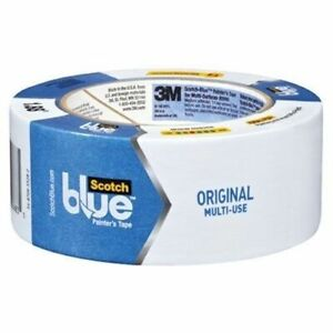 3m Scotch Blue Multi Surface Safe Release Painters Tape 2in X 60yd