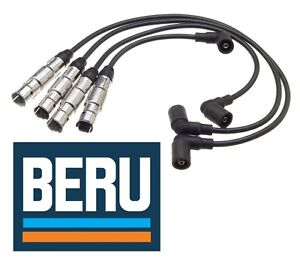 For VW Beetle Golf Jetta 2.0L Spark Plug Wire Set OEM Beru 06A 905 Oem Spark Plug Wires on coil wires, gas grill ignitor wires, spark plugs replacement, ignition wires, spark plugs 2003 dakota, wire separators for 8mm wires, spark plugs location diagram, spark plugs for toyota corolla, spark indicator, spark screen, spark pug, short circuit wires, spark ignition, spark up meaning, spark plugs for dodge hemi, spark plugs brands, spark plugs on, spark plugs 2006 pacifica, plugs and wires, spark plugs awsf 32pp,