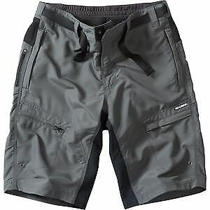 Madison Trail Pantaloncini da uomo, Grigio Scuro Shadow Medium