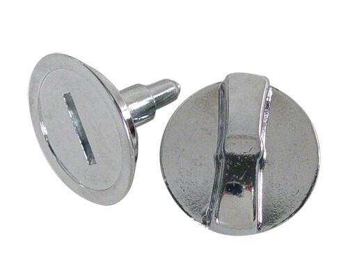KNOB SET for Stall Door Concealed Inside//Outside 38112