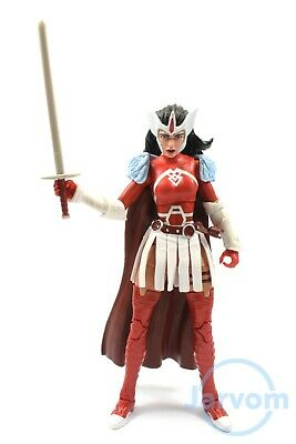 """Marvel Legends 6/"""" Inch A-Force 6-Pack Lady Sif Loose Complete"""