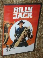 Billy Jack Dvd, And Sealed, With Tom Laughlin & Delores Taylor, A Classic