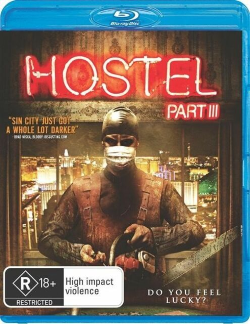 Hostel : Part 3 (Blu-ray, 2012)