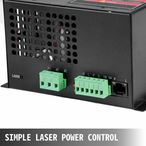 150W CO2 Laser Power Supply Switch for Laser Engraver Engraving Cutting Machine