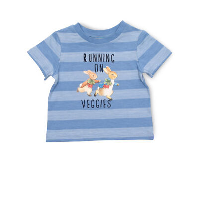 NEW Peter Rabbit Boys Tee Blue