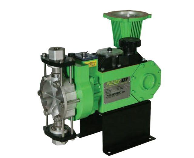 Pulsafeeder Pulsar 55h Hydraulic Diaphragm Metering Pump 55HL